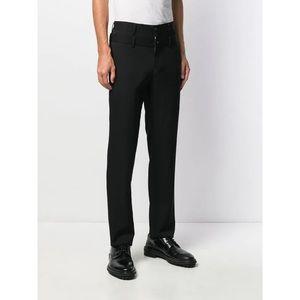 Comme Des Garcons Homme Plus Pants Black M